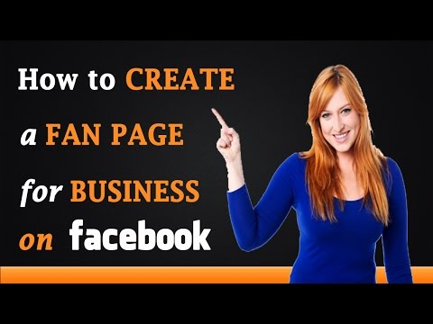 How to Create a Business Page in Facebook