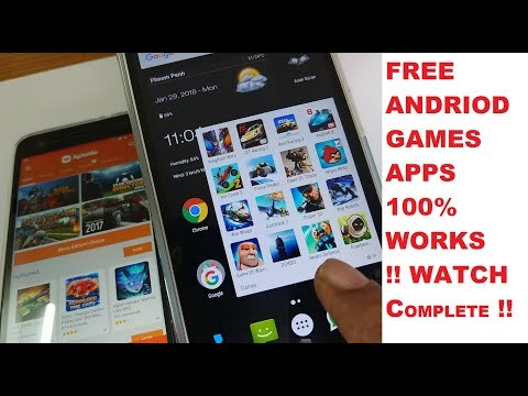 GET FREE BEST ANDROID GOOGLE  PAID APPS GAMES 2018