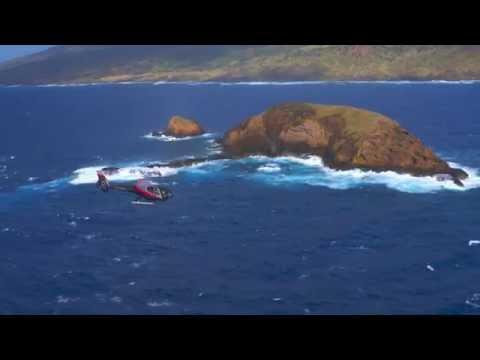 Molokai Voyage, A Maui Helicopter Tour