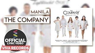 The Company — Manila [Official Lyric Video]