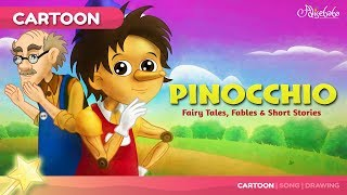Pinocchio Kids Story | Fairy Tales Bedtime Stories for Kids