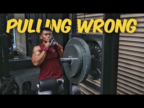 Mistakes You're Making On Pull Day | Building A Wide Back