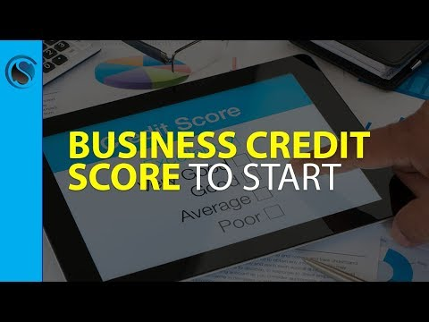 Starting Business Credit Scores