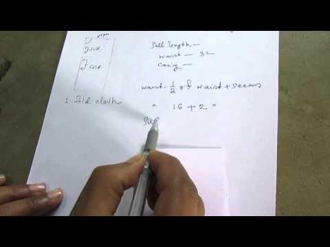 How to Make Semi Circle Lehenga  hindi