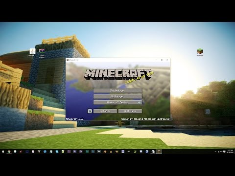 Minecraft Tutorial – How To Install Shaders 1.10 (Optifine) | 1080p 60fps