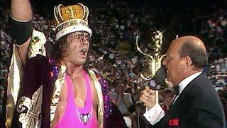 Bret Hart vs. Bam Bam Bigelow: King of the Ring 1993