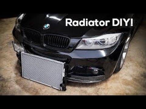 BMW Radiator Replacement