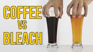 What Happen If You Mix COKE And COFFEE | SCIENCE EXPERIMENT
