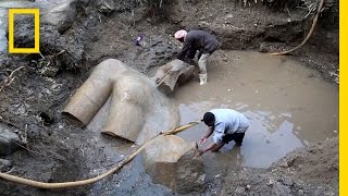 Updated: Giant Egyptian Statue Likely Not Ramses II | National Geographic