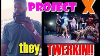 Oh Ya'll TWERKING Twerkin: Tiny Twinz & LeftCheek RightCheek Video   Bearded Daddy Vlog Life Ep 101