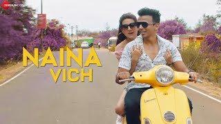 Naina Vich - Official Music Video | Shefaali Junejaa | Abhijeet Sawant | Anjana Ankur Singh