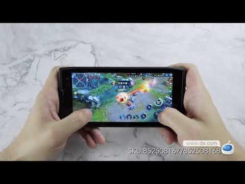 UNBOXING-DOOGEE S50 Full Screen IP68 Waterproof 4G Phone w/ 6GB RAM, 64GB ROM - Orange