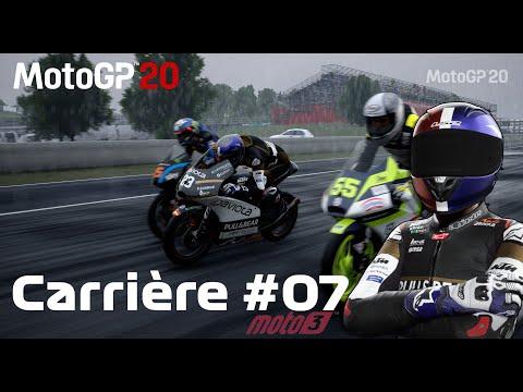 MOTO GP 20 - MODE CARRIERE - ESPAGNE - CATALUNYA - #07