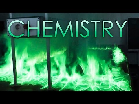 Chemistry is Awesome! Ultimate Compilation of Best Experiments