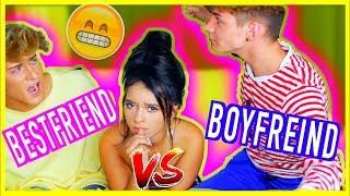 WHO KNOWS ME BETTER? (BEST-FRIEND vs. BOYFRIEND)