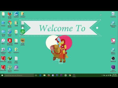 How to change folder icons in pc with your own pics ☺♥Tip&Tricks♥