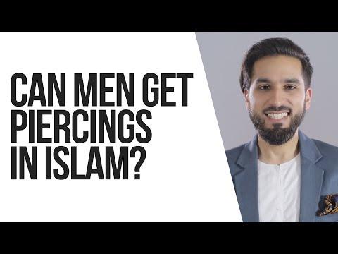 Can Men Get Piercings in Islam? | Saad Tasleem | AlMaghrib Institute