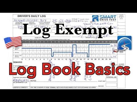 Logbook Exempt   United States