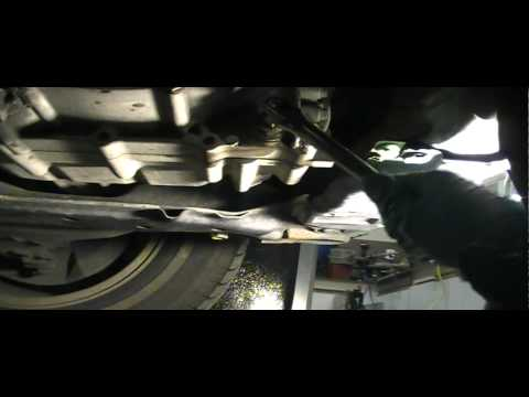 How to Change your Automatic Transmission Fluid in a Honda CRV