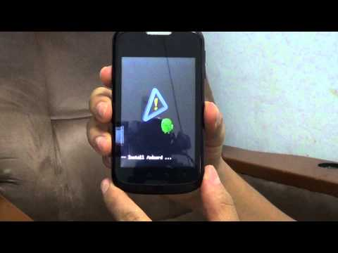 How to Factory reset ZTE Obsidian MetroPCS/T-Mobile With