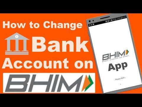 How to Add New Bank Account in BHIM App