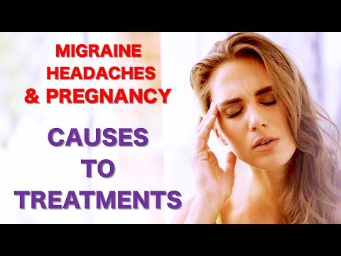 Migraine Relief Headache Relief in Pregnancy Head Pain Causes to Headaches Treatments