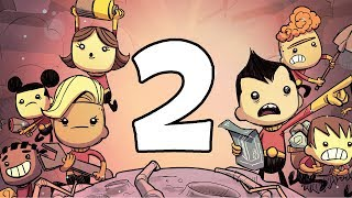 NOT DEAD YET ...maybe... | Oxygen Not Included - Part 2