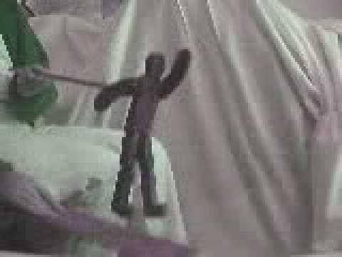 Wooden Dancing Man - dancing toy as seen on Ellen Degeneres