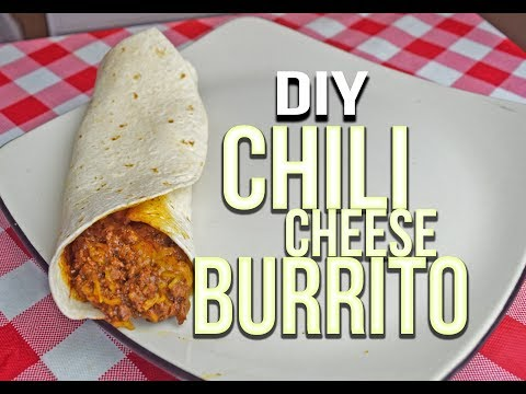 DIY Taco Bell Chili Cheese Burrito | Zantigo Chilito Copycat Recipe