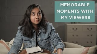 Memorable Moments With My Viewers | #RealTalkTuesday | MostlySane