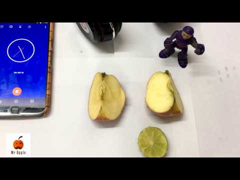 How to stop browning of apples(life hack)