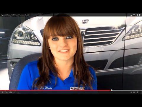Hyundai's Lease Pull Ahead Program Is Back!