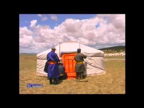 yurt camping--Mongolian tent!!!!!!!