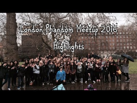 London Phandom Meetup Highlights | Vlog