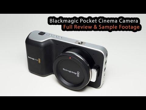 Blackmagic Pocket Cinema Camera Review | Filmmaking Today