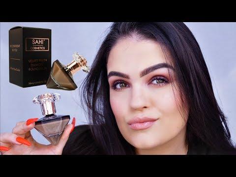 THE DIAMOND FOUNDATION | SAHI Cosmetics Foundation Review