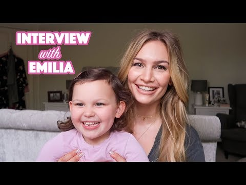 Interview With My 5 Year Old | Emilia