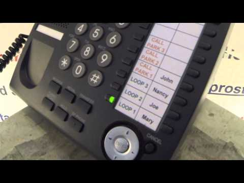 ProStar Communications - Conference Calling - Panasonic KX-DT/NT