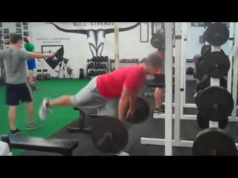 Build leg strength - Dynamic leg workout