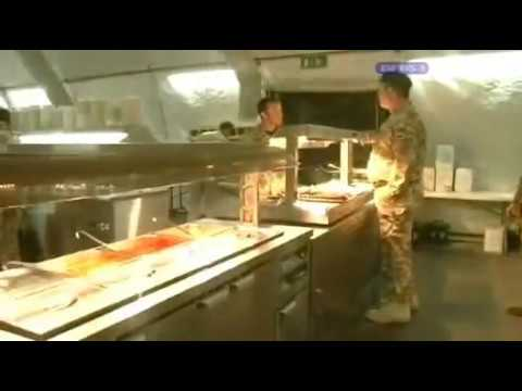 A Day In the Life: Army Chef | Forces TV