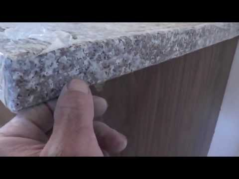 How do you polish a counter top?