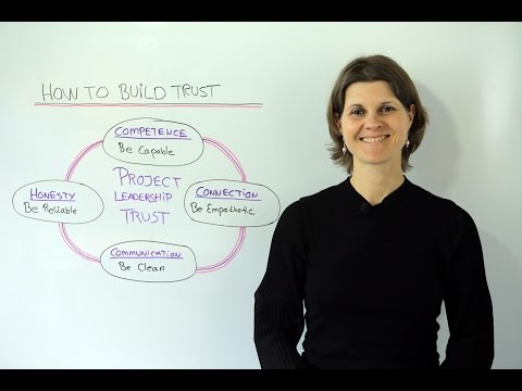 How to Build Trust - Project Leadership Training