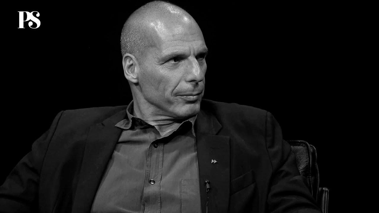Yanis Varoufakis on China