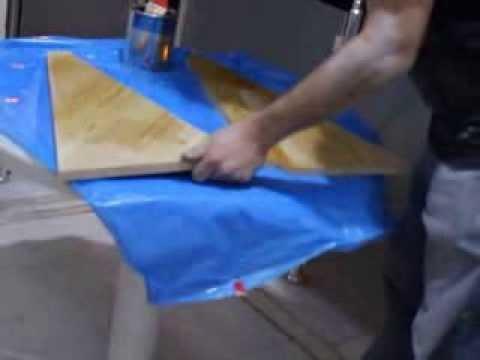 How to make varnish.Vernik  yapımı
