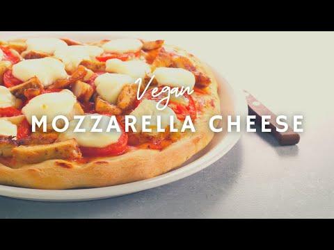 How To Make Vegan Mozzarella | Easy, Melts, Stretches, Browns | Korenn Rachelle