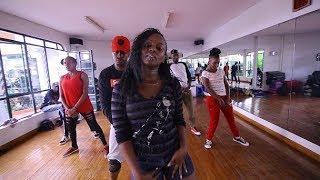 Sauti Sol Feat Patoranking - Melanin | Githendu Choreography | Ig @art_in_motionn