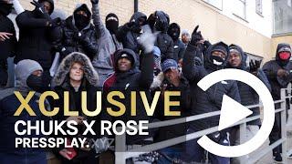 #AV9 Chuks X Rose9 - Facts 🇮🇪 (Music Video) #IrishDrill   Pressplay