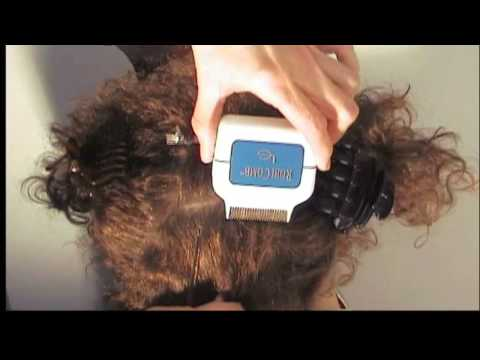 How to Kill Lice Fast - Robi Comb