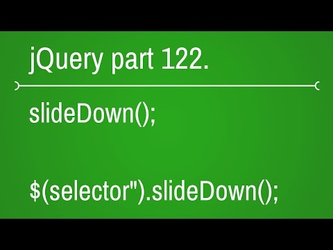 jquery slide down function - part 122