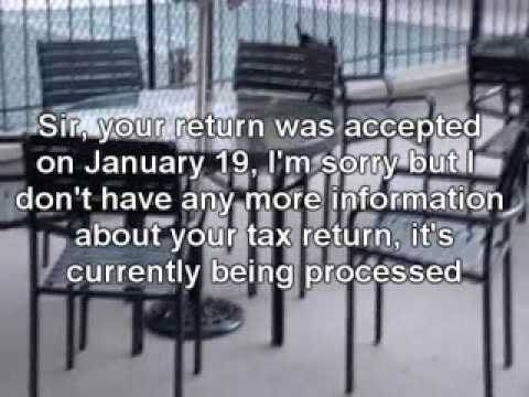 WHERE'S MY REFUND - IRS Code 1102
